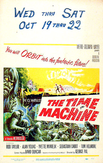 Click to see more info on 'Time Machine, The'
