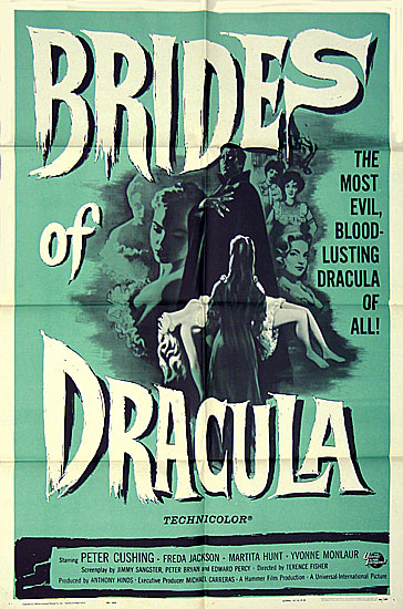 Click to see more info on 'Brides of Dracula'