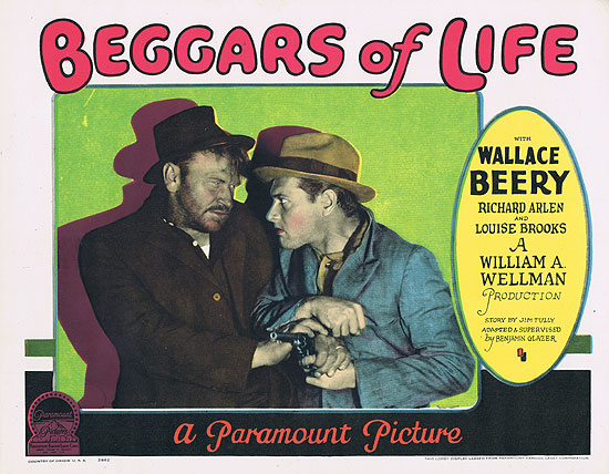 Click to see more info on 'Beggars of Life'