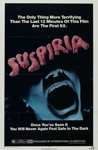 Click to see more info on 'Suspiria'